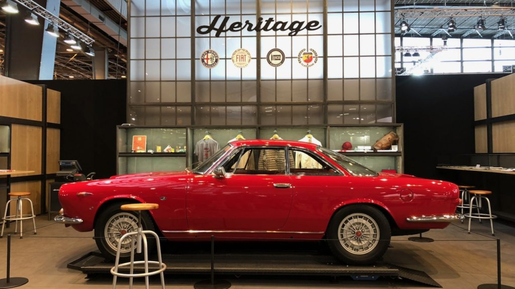 ABARTH 2400 COUPÉ ALLEMANO,ABARTH 2400 COUPE ALLEMANO