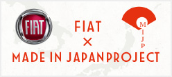 FIAT × MADE IN JAPAN