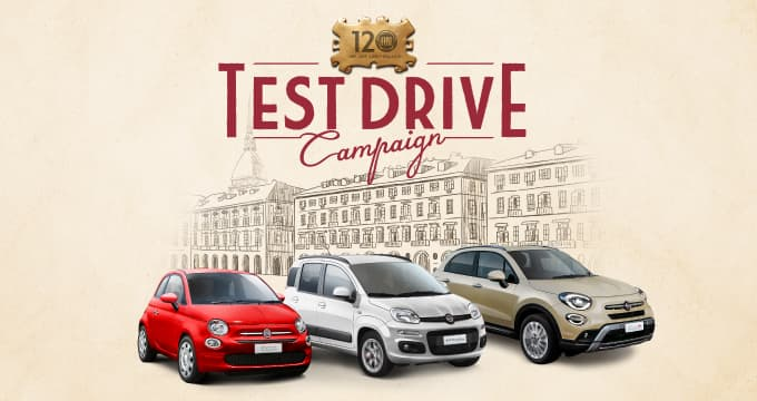 TEST DRIVE CAMPAIGN