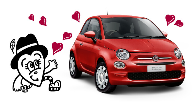 FIAT LOVES EVERYONE