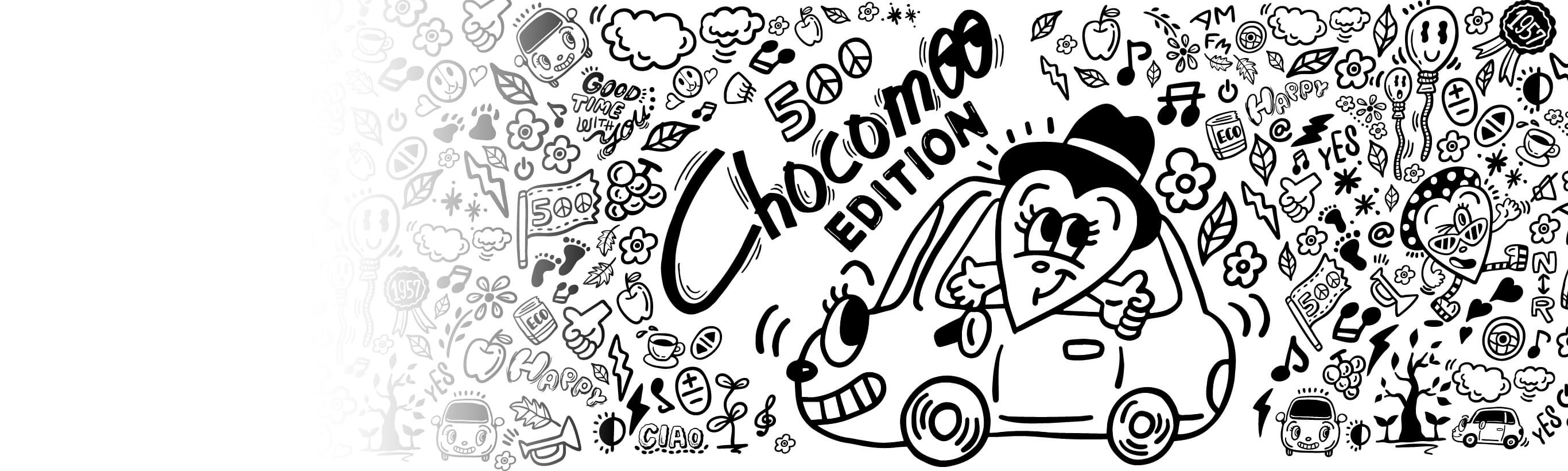 500 Super Pop Chocomoo Edition